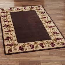 costco area rug sale with nice brown bordeaux border area rug