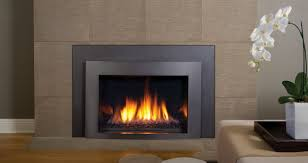 contemporary gas fireplace inserts design contemporary gas