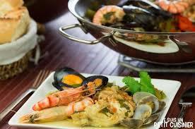 recette cuisine poisson recette de cataplana de poisson et fruits de mer cuisine portugaise