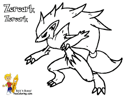 pokemon coloring pages pokemon zoroark colouring pages recipes