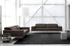 Innovative Italian Designer Leather Sofas Circular Sectional Sofa - Modern sofa italian design