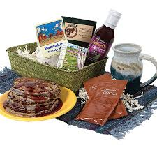 breakfast gift baskets durango breakfast basket dietz market