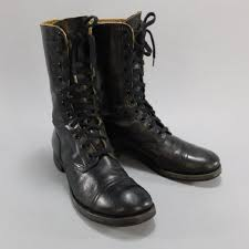 womens combat boots size 12 25 best paratrooper boots ideas on boots leather