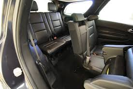 dodge durango 3rd row seat 2013 dodge durango crew 4wd loaded with options navigation leather