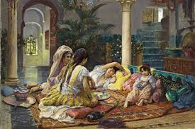 Ottoman Harem by Osmanlı Saray Haremleri Hakkında Gerçek Bilgiler Ve Resimler Ilk