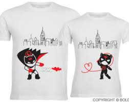 his and hers items batman shirts etsy
