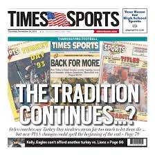 lions record on thanksgiving games piaa changes put turkey bowl futures at risk u2013 pa prep live