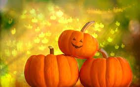 halloween skull pumpkin background cute halloween wallpapers wallpaper cave halloween desktop