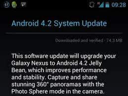 upgrade android how to update android software
