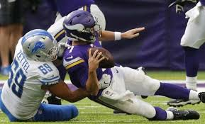 lions vs vikings odds for 1st thanksgiving day s nfl matchup