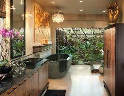 garden bathroom ideas tubs tropical bathroom in garden 12 astounding garden tub