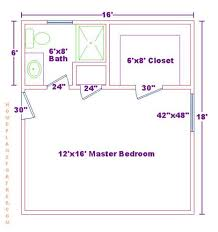 Small Master Bedroom With Ensuite Master Bedroom With Ensuite And Walk In Wardrobe Bathroom Closet