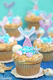 mermaid cakes mermaid cupcakes sugarhero
