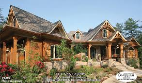 nantahala cottage house plan house plans by garrell associates inc