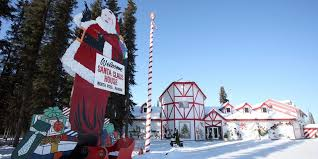 santa claus house north pole ak towns to visit where christmas lives year round mynativity com