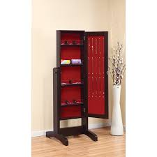 Home Decoration by Furniture Nice Full Length Mirror Jewelry Armoire For Home
