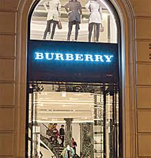 burberry siege social burberry parts ways with bailey as chief executive refashions