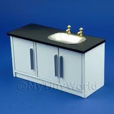 dolls house kitchen furniture kitchen units dolls house miniature mytinyworld