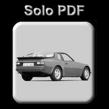 porsche 944 repair service workshop manual ebay
