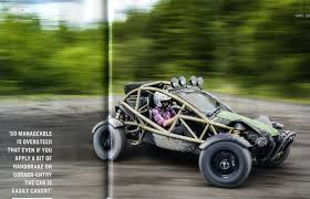 nomad off road car ariel motor co press and web