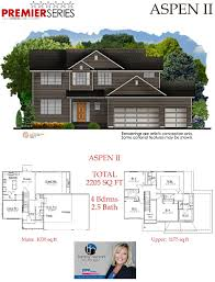 Premier Homes Floor Plans by Aspen Ii Greenland Homes