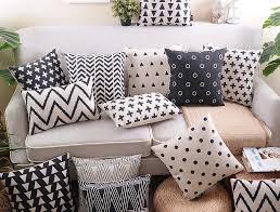 aliexpress com buy geometric chevron stripe triangles polka dot