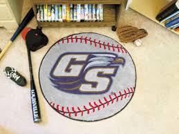 Baseball Area Rug Southern Eagles Baseball Floor Mat Buy At Khc Sports