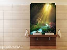 bathroom wall mural ideas bathroom photo wallpaper and wall mural demural uk