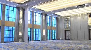 Partition Wall by Movable Partition Wall Operation Shows Neuwall Partition Wall