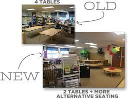 Desk Outlet Store Getting Rid Of My Teacher Desk Alternative Seating Bonus