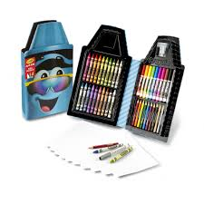Studio Desk Cheap by Crayola Play U0027n Fold 2 In 1 Art Studio Walmart Com