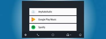 on android from any app on android auto with anyautoaudio