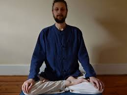 How To Use A Meditation Bench How To Sit During Zen Meditation 12 Steps With Pictures