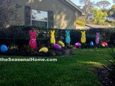 Outside Wooden Easter Decorations by Wooden Easter Decorations For The Outside Wooden Easter Yard