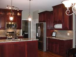 Kraftmaid Kitchen Cabinets by Granite Countertops Exciting Pendant Lighting With Dark