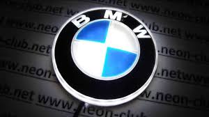 tuning bmw lights custom bmw emblem bmw led white light up to