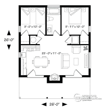 two bedroom cabin plans small 2 bedroom open floor plans recyclenebraska org