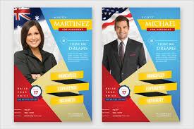 election brochure template u0026 design id 0000004008