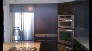 modifications u0026 new cabinets with kitchen cabinet refacing youtube