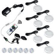 wireless led under cabinet lighting wireless led under cabinet lighting dimmer with rf remote control 6