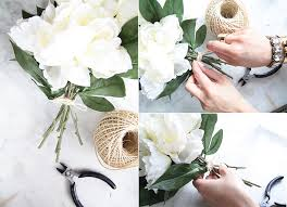 Silk Floral Arrangements Diy Silk Floral Arrangement U2013 Bond Twenty