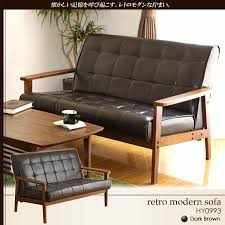 Retro Modern Sofa Marusiyou Rakuten Global Market In The Which Europe A