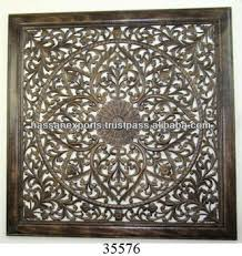 wooden wall panel decorative wood paneling mdf shining carved