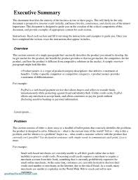 executive summary resume exle resume sle executive summary fresh executive summary resume
