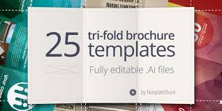 tri fold brochure template illustrator free 25 editable illustrator tri fold brochure templates bypeople