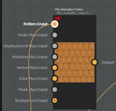 substance designer tips show input and output names designimage