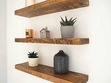 Pine Wood Bookshelf Pine Shelves Ebay