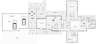 Camp Floor Plans House2 Carlisle Residence