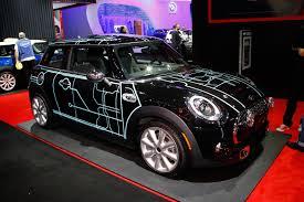 maserati tron tron style design for new mini art car autocar