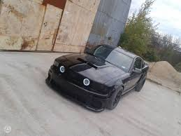 Black 2006 Mustang Mustang Gt Amcarguide Com American Muscle Car Guide